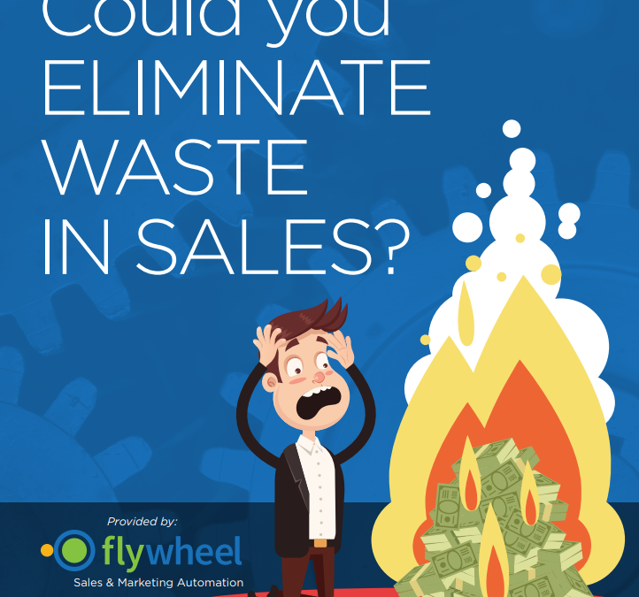 Sales Efficiency: Cut 10% waste out of your sales process in 90 days using this method.